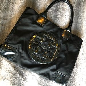 Large Tory Burch Ella Tote